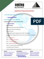 Smsroaming Php API