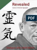 E-Book Reiki Revealed - Dialogues With a Reiki Master - Usui Cover