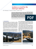 Corrosion education as a tool for the survival of natural gas industry