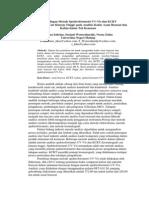 Journal Spektrofotometri