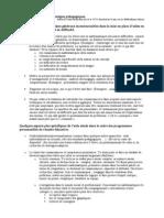 Aspect Didactique Et Strategies Pedagogiques Pour l Aide en Mathematiques Aux Eleves en Difficulte