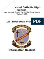 1to1policy book2013