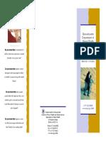 Brochure Stigma
