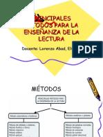 PRINCIPALES METODOS L-E