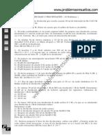 Problemas Propuestos Acido-base - Precipitacion