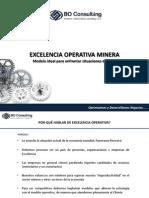 Excelencia Operativa Minera