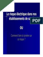 Risque Electrique