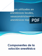 anestesiologa-anestesicoslocalesytpicos-100511020725-phpapp01