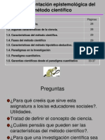Tema 1. Métodos y Técnicas de Investigación Social