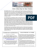 Assemblyman Keith L.T. Wright's December 2013 Community Update