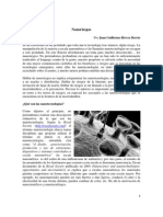 Rincón del riesgo - Nanoriesgos