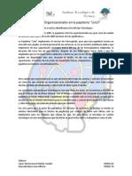 Cambios Organizacionales en la papelería