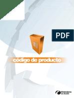 Manual Codigo de Producto Old