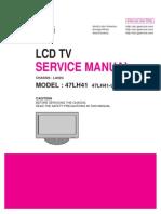 Lg 47lh41-Ue.accvlhr Service Manual