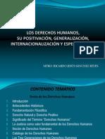 Diplomado en Derechos Humanos (Tema