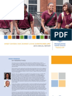 Perspectives Charter Schools Annual Report 2013