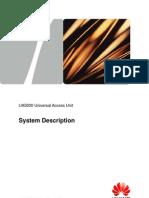 1. UA5000 System Description