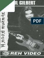 Paul Gilbert - Intense Rock II(2)