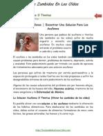 018 Solucion Acufenos O Tinnitus