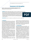 Template Aging Phenmenn in Iris Recognition