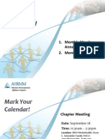 AHRMM-WPA - Brochure Sept Meeting