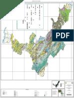 Mapa Geologico de Boyaca