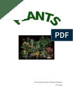 science unit - plants