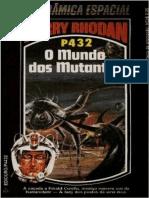 P 432 O Mundo Dos Mutantes William Voltz