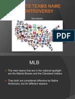 Sports Team Powerpoint