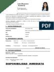 Cv Kemberly Elescano
