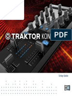 TraktorKontrolZ1 SetupGuide English