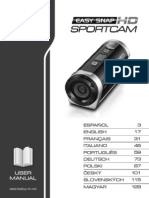 usermanual_SportcamHD