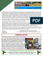 Newsletter 05.12.13