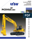 Komatsu Specification