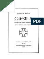 Guerrilla Von Lettow New
