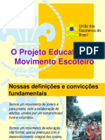 Projeto Educativo - UEB