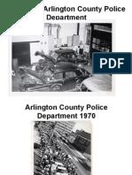 Arlington Police Presentation