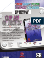 74. Webmaster Clip Art Collection
