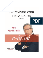 E-book - ENTREVISTA HÉLIO COUTO Vol 2 - JOEL GOLDSMITH