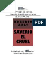 Saverio El Cruel - Literatura