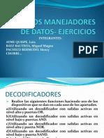 Circuitos+Manejadores+de+Datos +Ejercicios