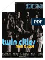 Twin Cities Funk and Soul Newspaper Web