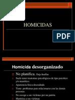 Homicidas en Serie