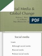 Social Media & Global Change