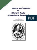 Alberto El Grande Compuesto Alquimia