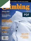 Climbing Magazine. November 2010