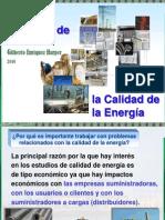 Conferencia 2- Calidad de La Energia[1]