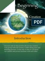 creation webquest