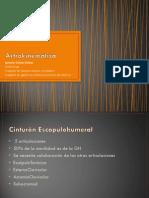 Clase 5 Quiropraxia Artrokinemàtica de las Articulaciones Cadera, codo, cadera, rodilla, tobillo, pie.