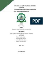 Informe de Microbiologia